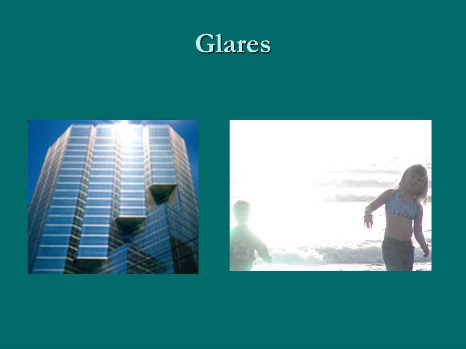 Glares