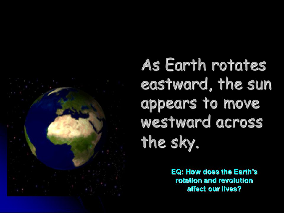 Sharpen Your Skills: Earth moves at a speed of about 30 km/sec as it travels around the sun.