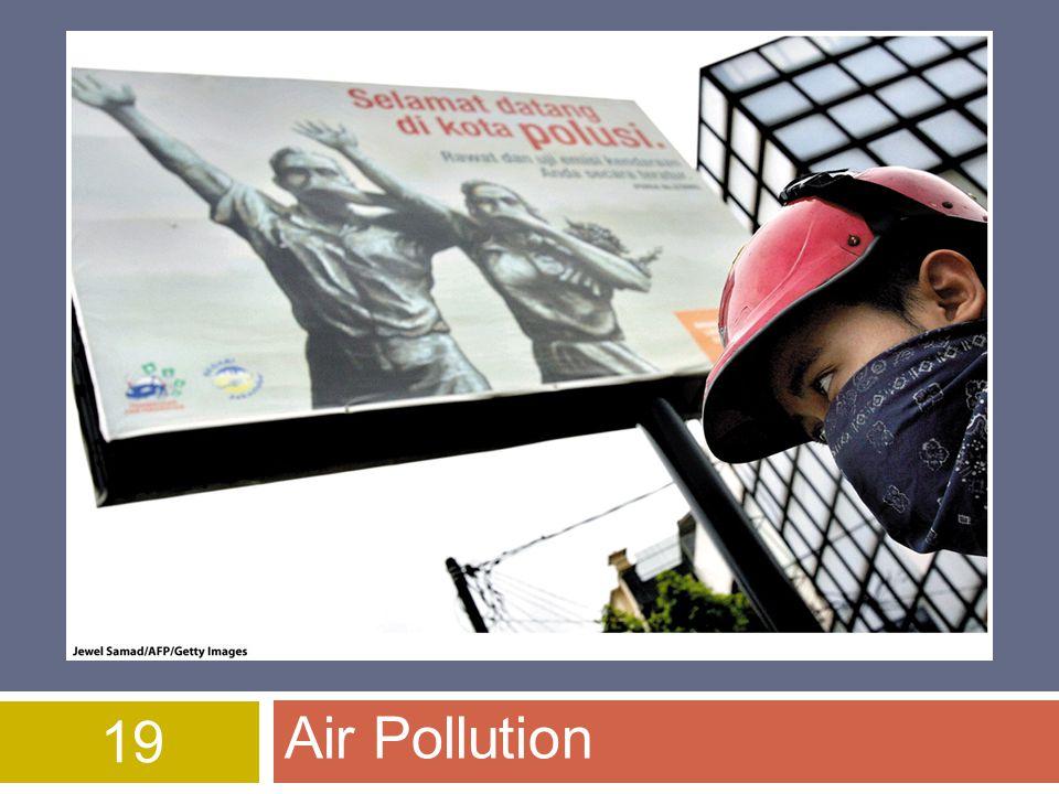 19 Air Pollution