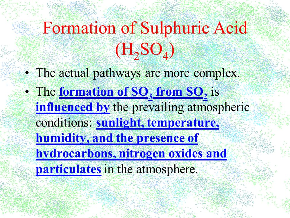 What is Photochemical Smog.