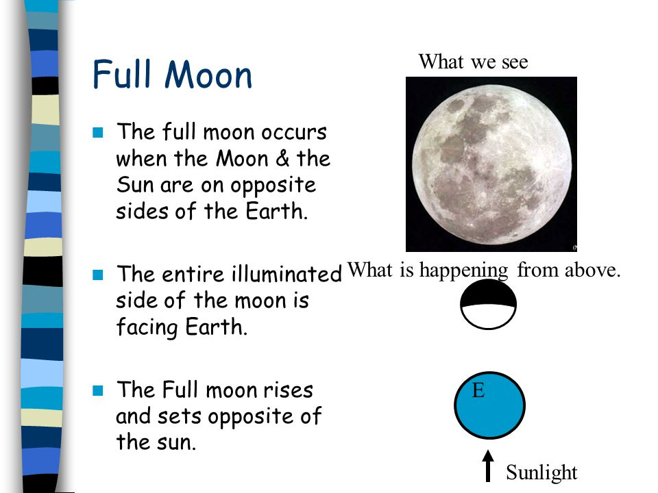 The Earth's atmosphere filters some sunlight and allows it to reach the Moon's surface The blue light is removed—scattered down to make a blue sky over those in daytime Remaining light is red or orange Some of this remaining light is bent or refracted so that a small fraction of it reaches the Moon Exact appearance depends on dust and clouds in the Earth's atmosphere Why is the moon red during a lunar eclipse?