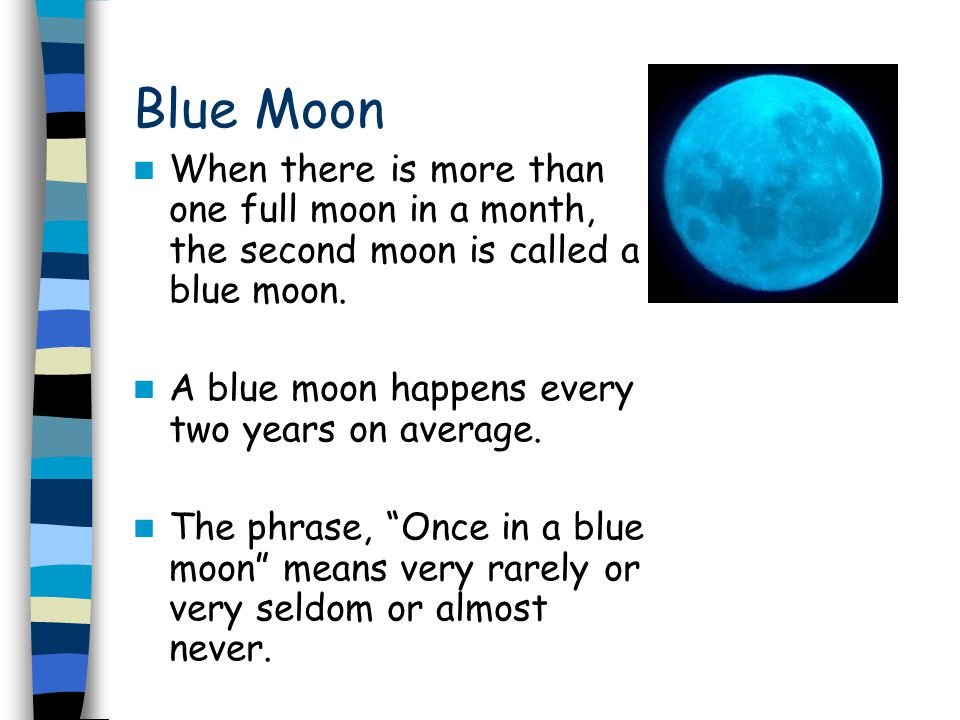 First Quarter Moon The First quarter moon occurs when the moon is halfway between new and full.