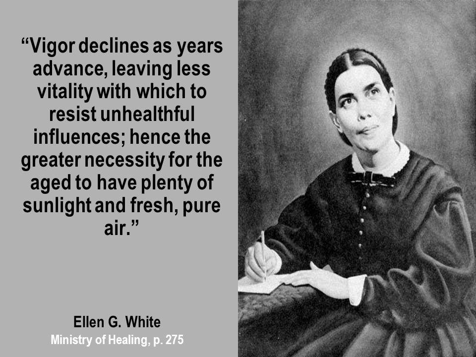 Ellen G. White Ministry of Healing, p.