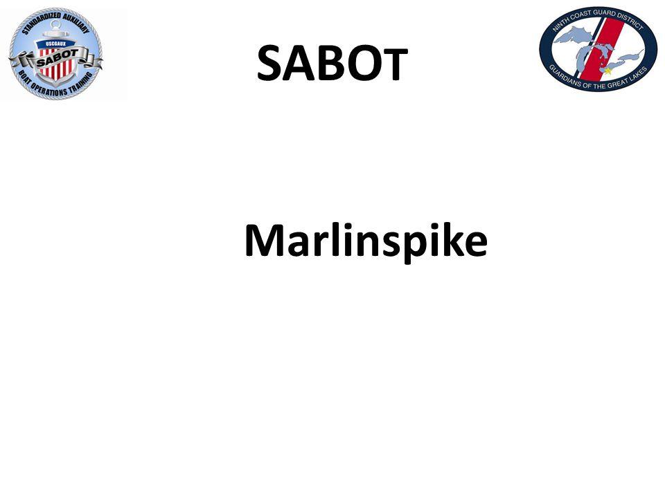 SABO T Marlinspike