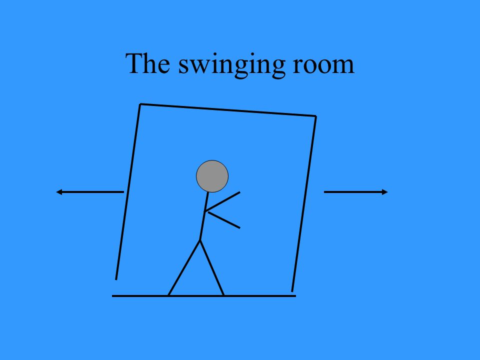 The swinging room