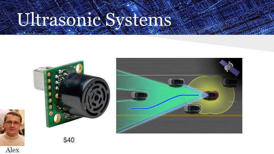 Ultrasonic Systems Alex $40