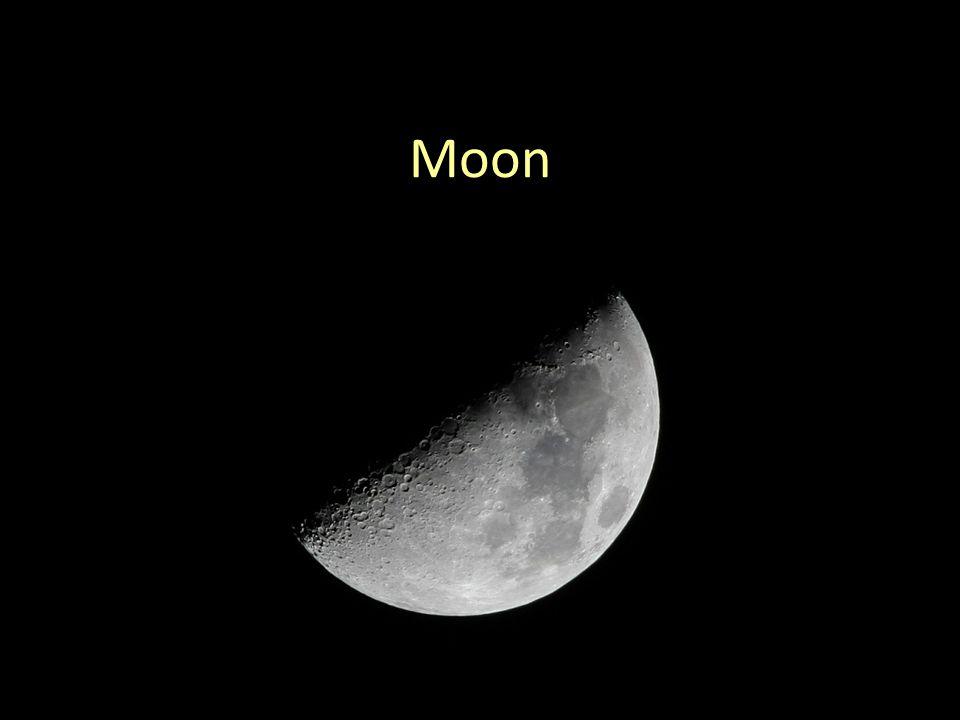 Moon Survey Answers