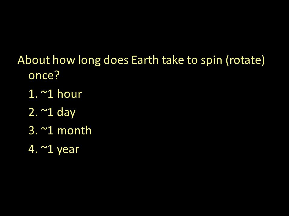 About how long does Moon take to orbit (revolve) once around Earth.