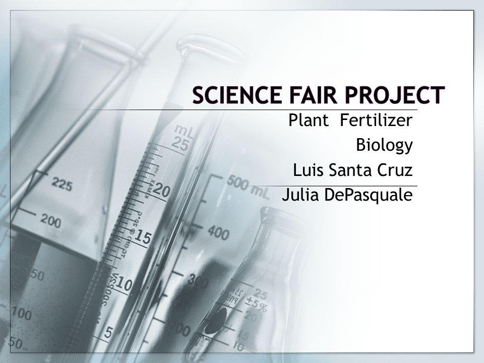  How does plant fertilizer affect the plant?