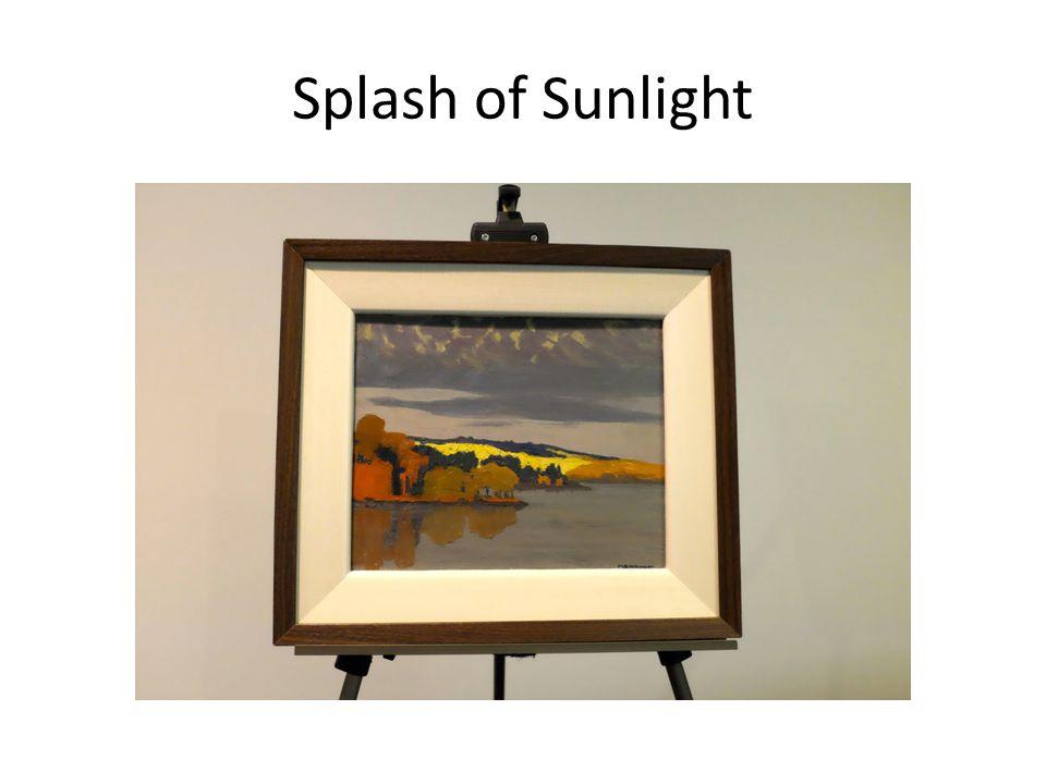 Splash of Sunlight