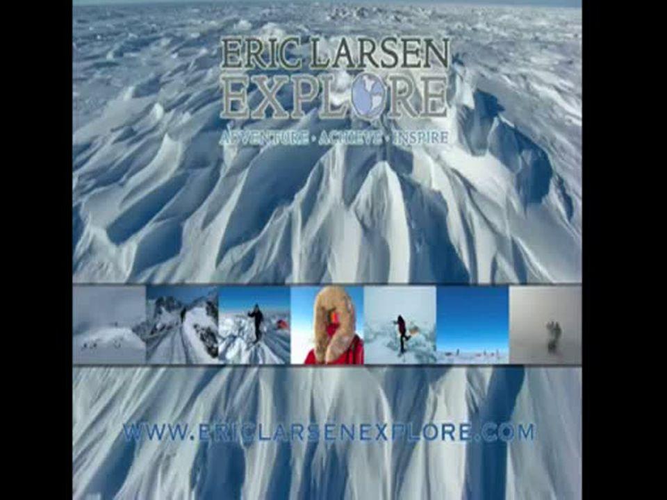 South pole video