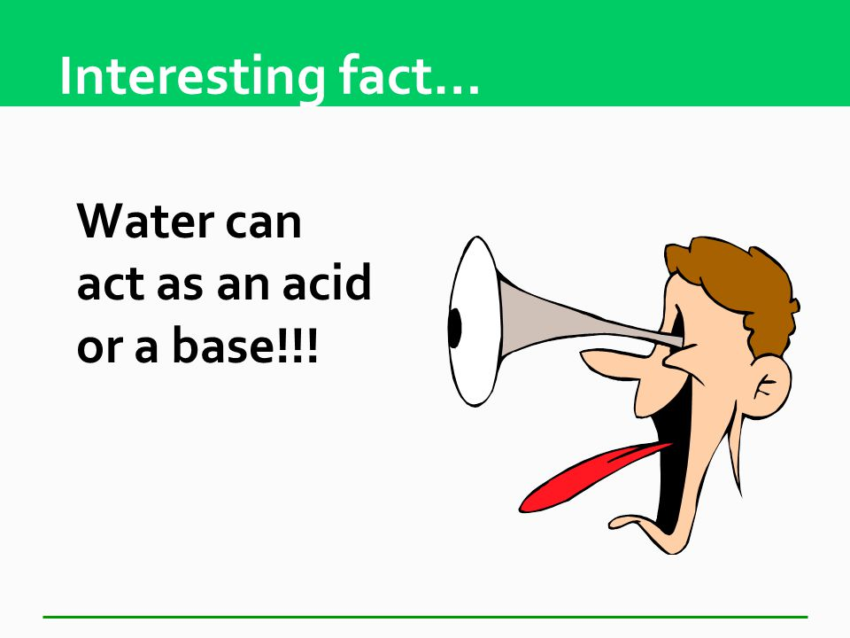 pH and Water WWhy does water have a pH of 7.