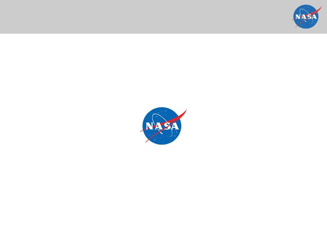 National Aeronautics and Space Administration MY NASA DATA: A REASoN Project 18 SignOffPage