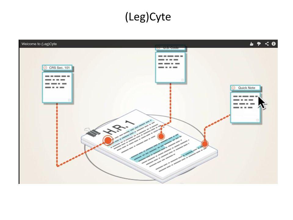 (Leg)Cyte