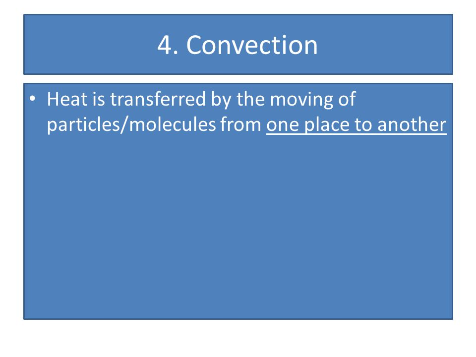 3.Fronts - When an air mass of one temperature meets another, the warmer air mass will rise over the cooler air mass.