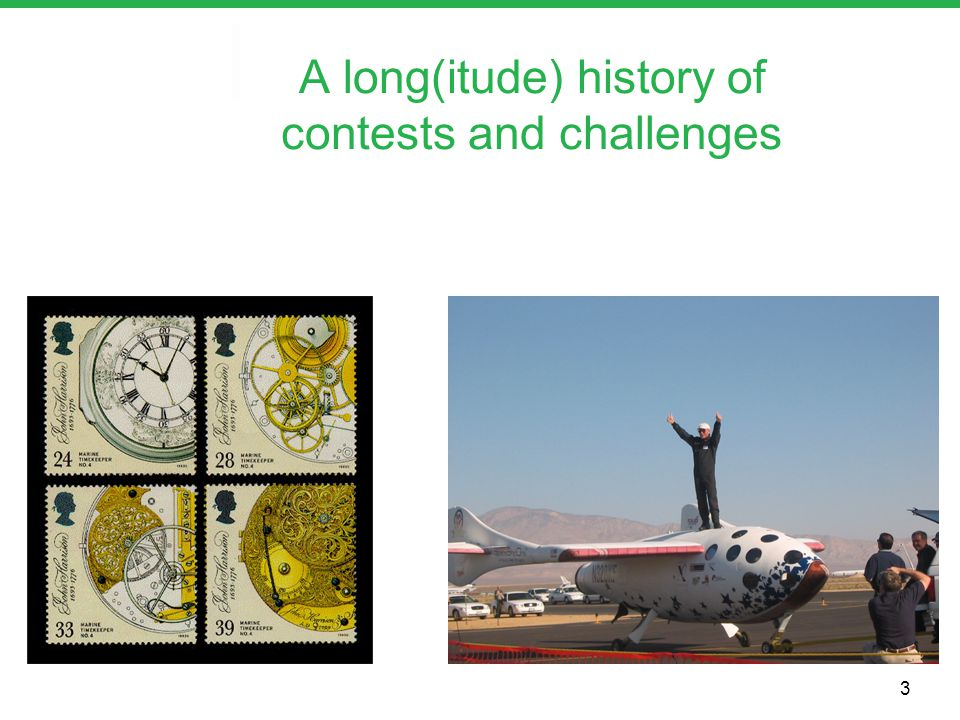 A long(itude) history of contests and challenges 3