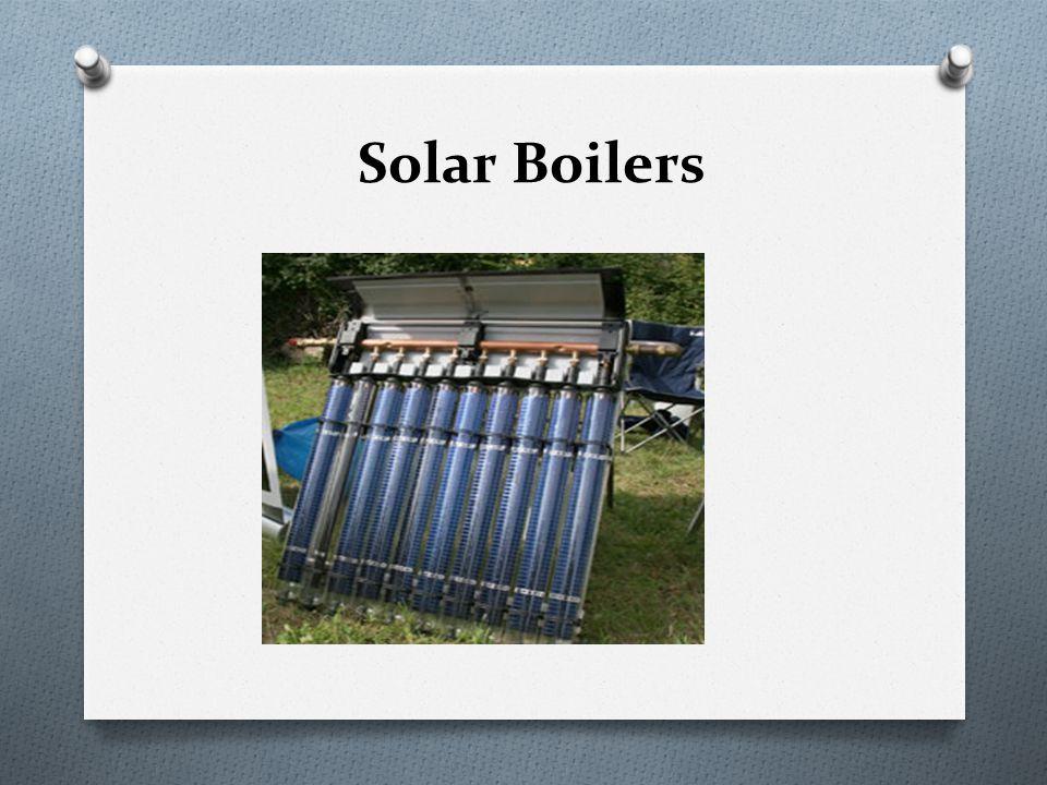 Solar Boilers