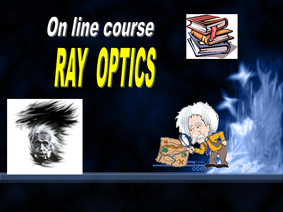 1.Mechanisms Particle/Molecule-light interactions responsible for creating optical effects.