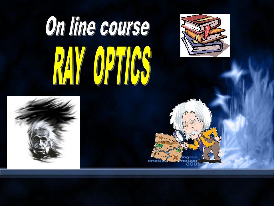 RAY OPTICS