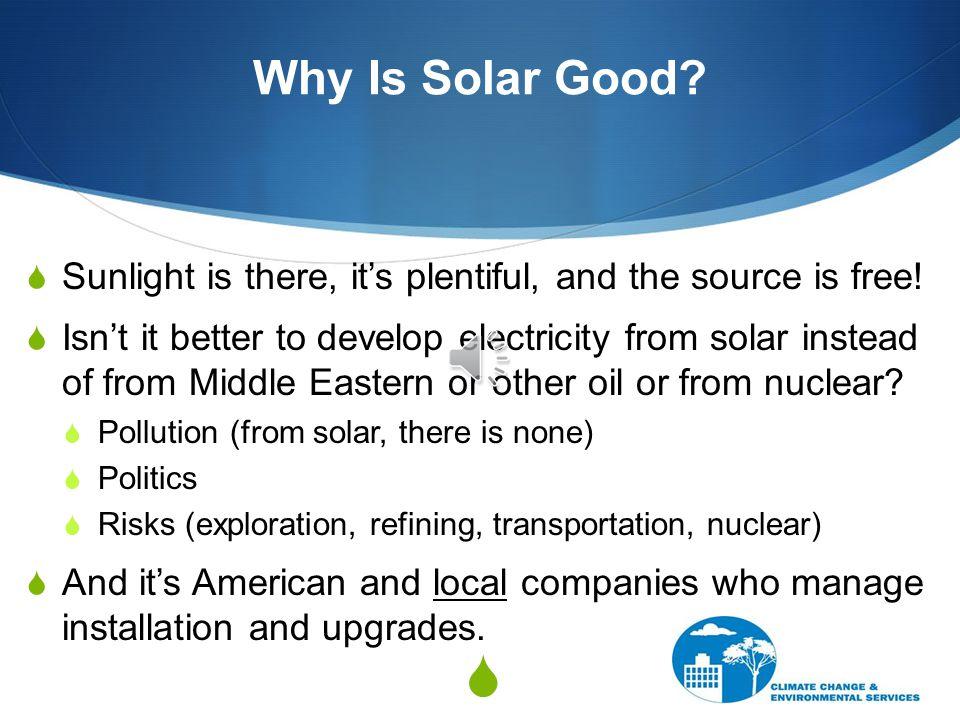  Why I Solarized Marc Karell Mamaroneck, NY Solarize Westchester 2015