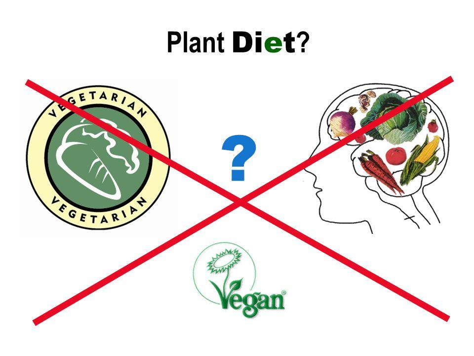Plant Diet ? ?