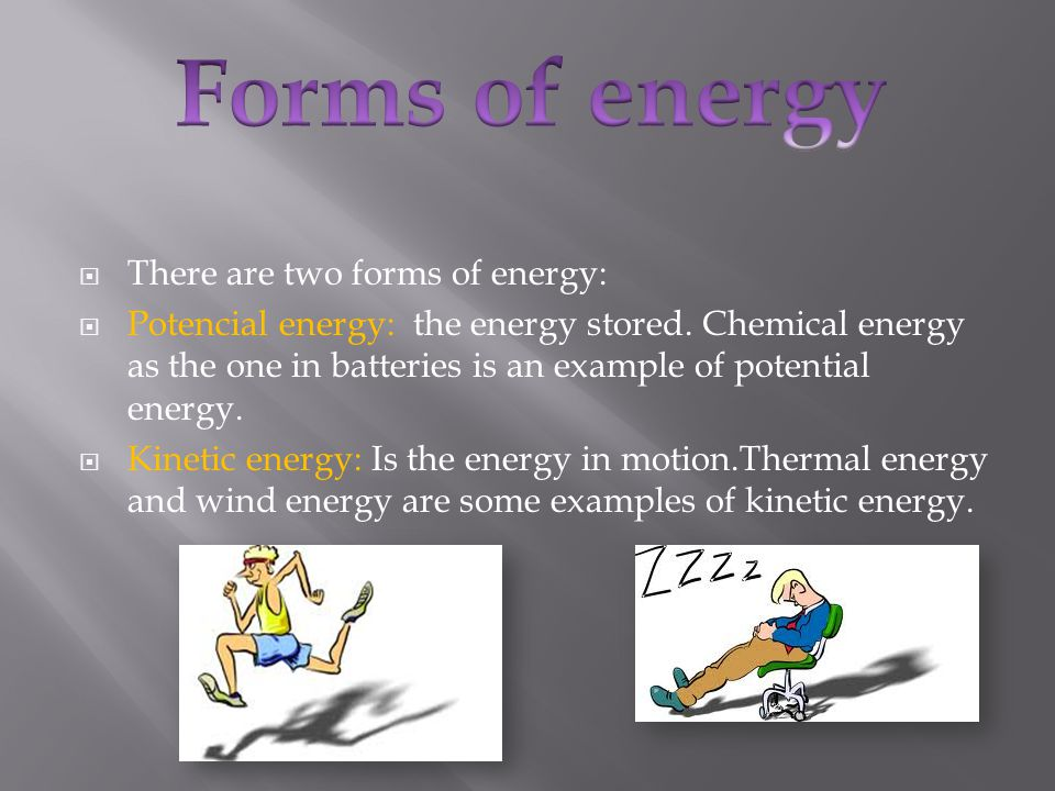 TThere are two main sources of energy : renewable and non-renewable sources of energy.