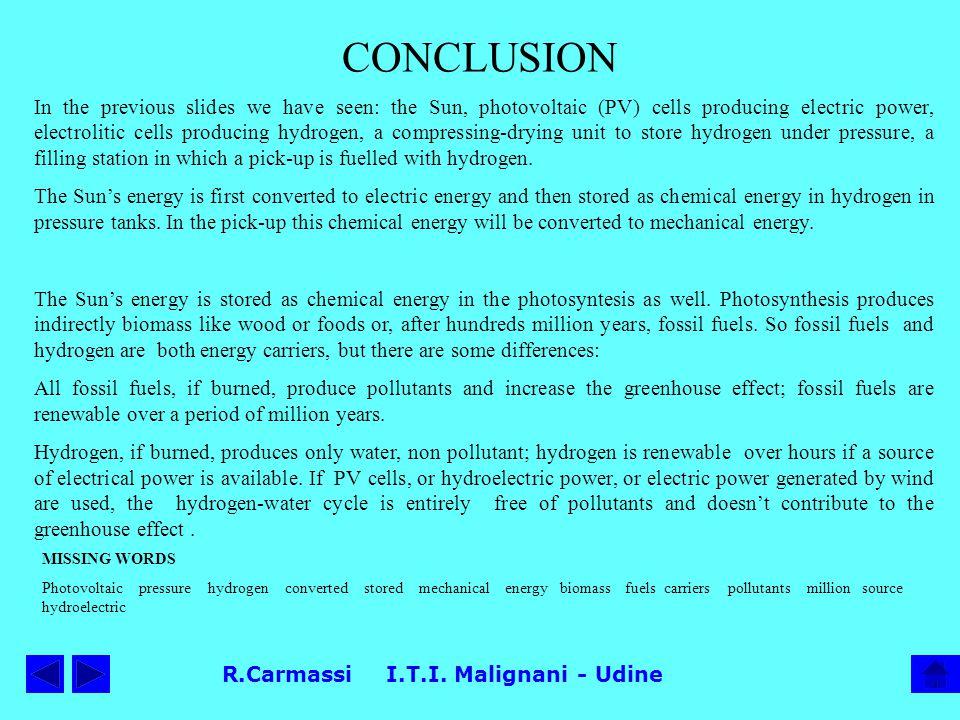 R.Carmassi I.T.I.