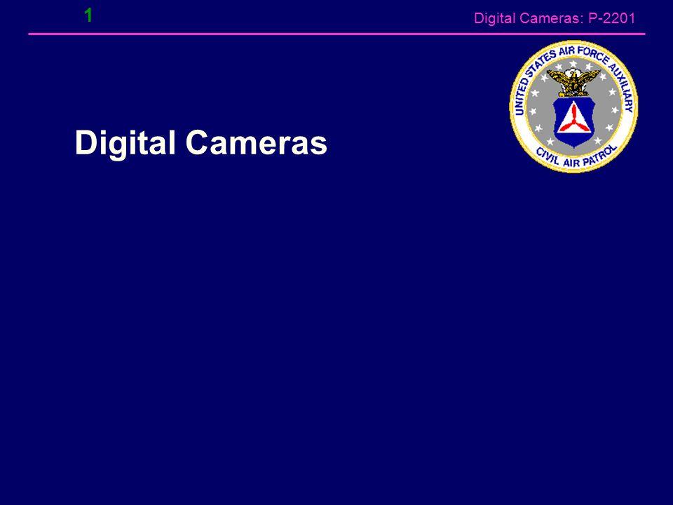 Digital Cameras: P-2201 1 Digital Cameras