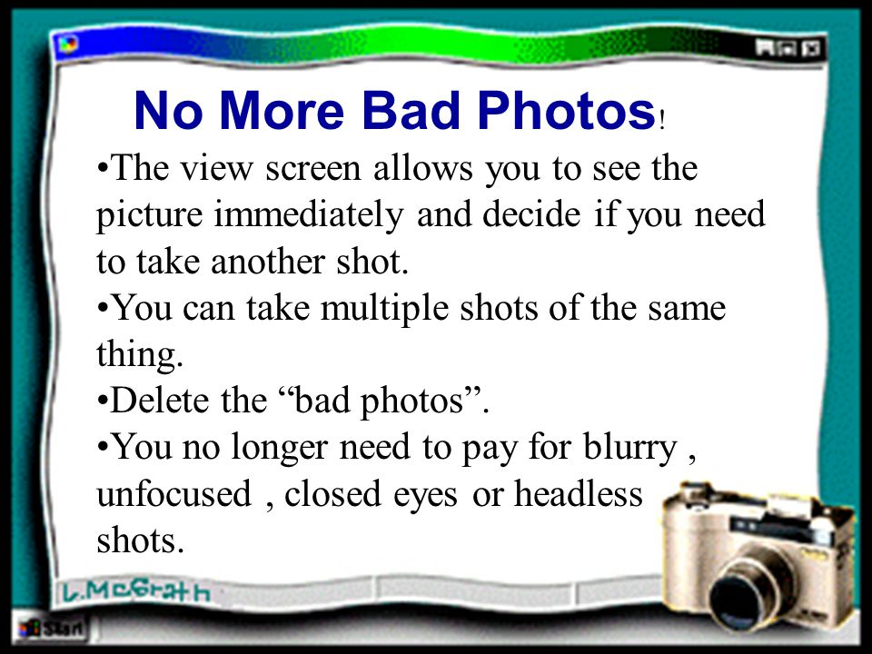 Now it's time to edit our Photos Brightness and Contrast Adjust color Crop Remove red eye Rotate or Flip and so much more!!!