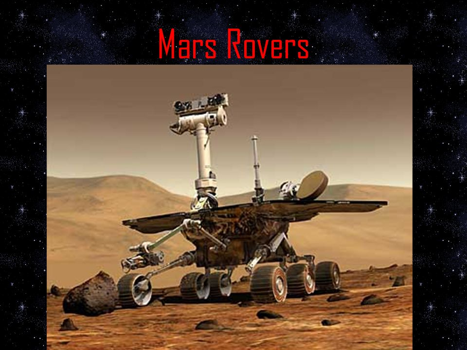 Rover Details A rover is a machine that scientists use to explore the planets in our Solar System.