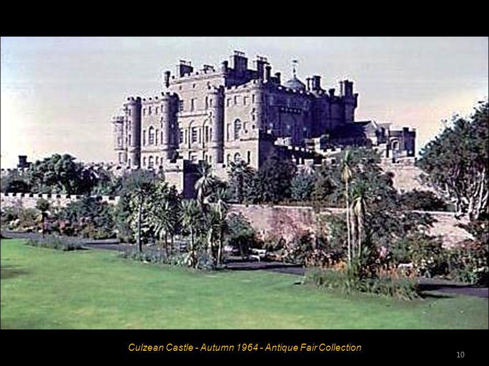 Culzean Castle - Autumn 1964 - Antique Fair Collection 9