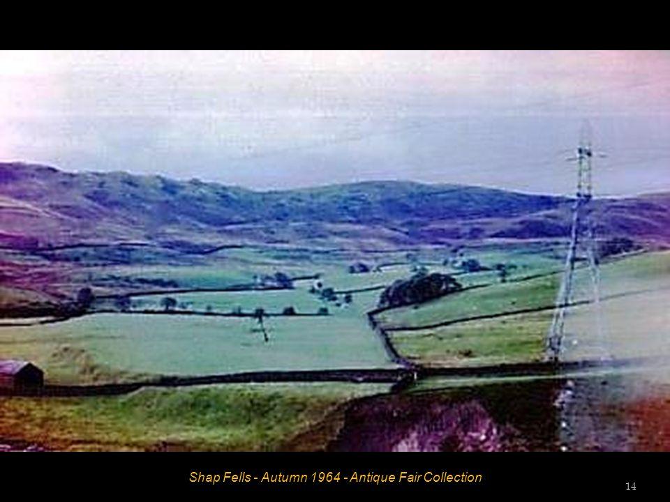 Culzean Castle - Autumn 1964 - Antique Fair Collection 13