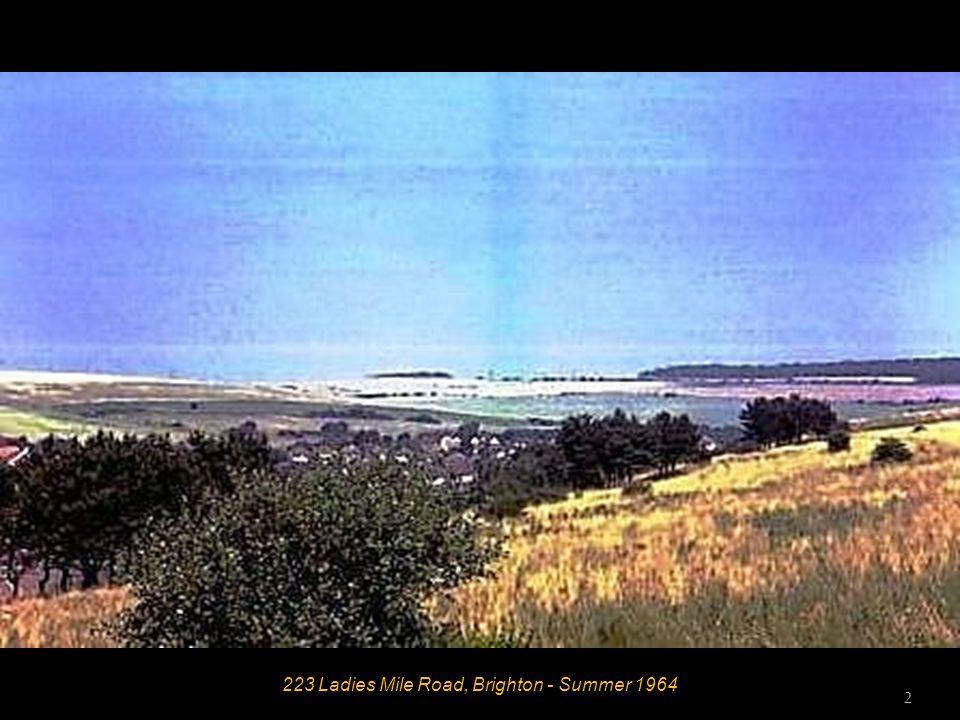 223 Ladies Mile Road, Brighton - Summer 1964 1