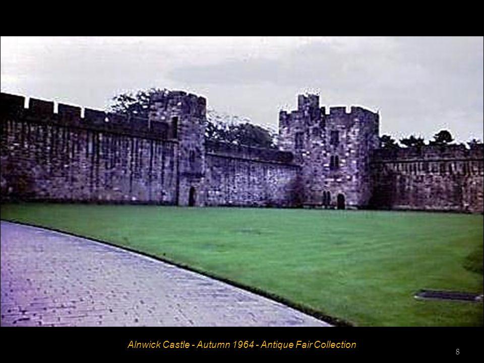 Alnwick Castle - Autumn 1964 - Antique Fair Collection 7