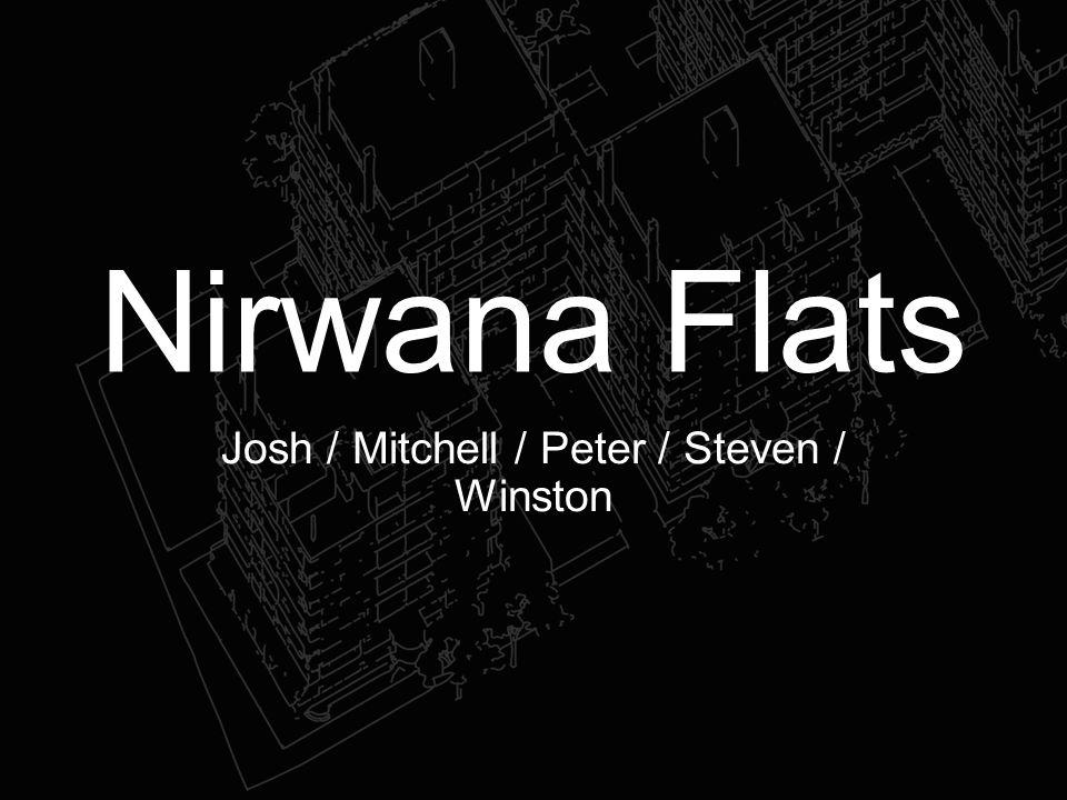 Nirwana Flats Josh / Mitchell / Peter / Steven / Winston
