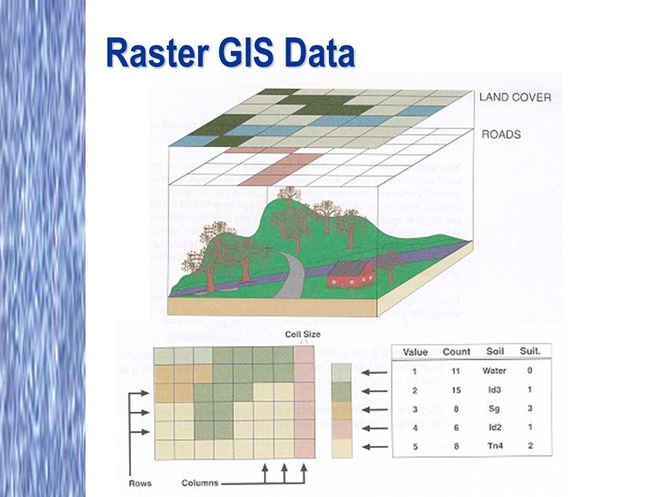 Raster GIS Data