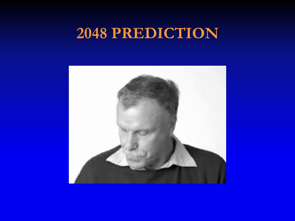 2048 PREDICTION
