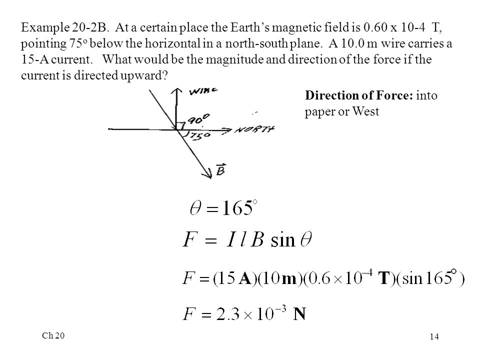 Ch 20 14 Example 20-2B.