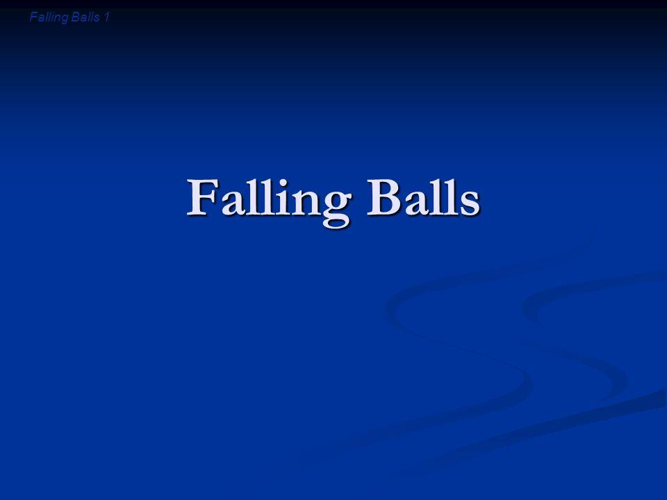 Falling Balls 1 Falling Balls