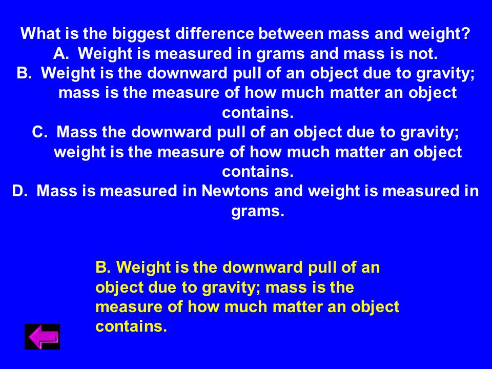 In order to find the volume of an irregular shaped object, you must use the _________ method.