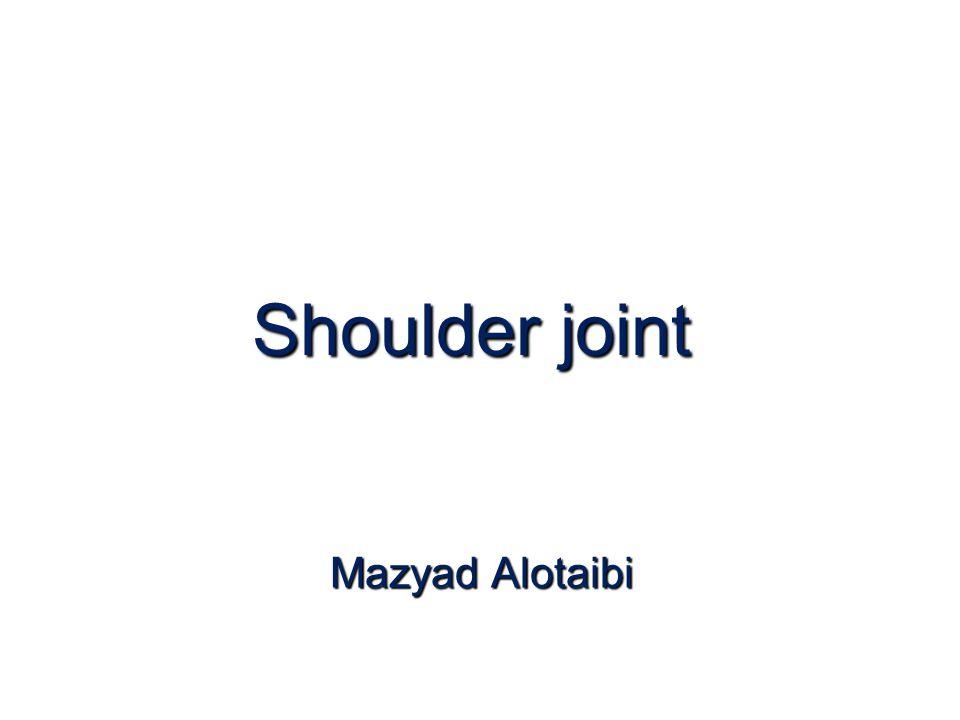 Shoulder extension 1- Prime mover/agonist: Latissimus dorsi ) Latissimus dorsi )Deltoid Teres major Teres major Synergist/ Accessory muscles: Triceps brachii (long head).