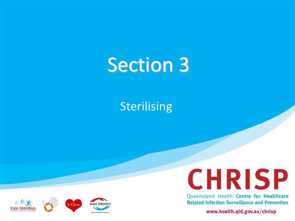 Sterilising