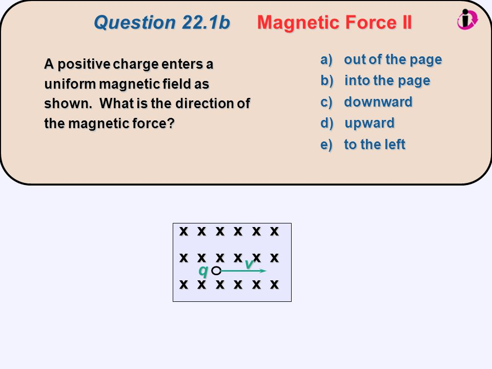 attractive force currents are parallel The current in each wire produces a magnetic field that is felt by the current of the other wire.