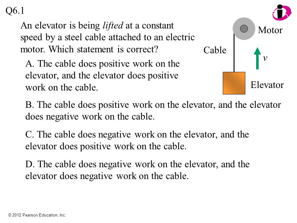 © 2012 Pearson Education, Inc.A6.1 A.