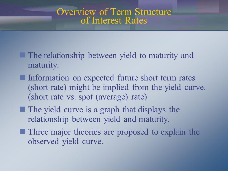 Long-term bonds are more risky.