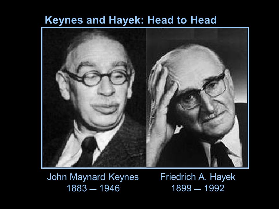 Capital-Based Macroeconomics Keynes and Hayek: Head to Head 2009 Adapted from Time and Money: The Macroeconomics of Capital Structure by Roger W.