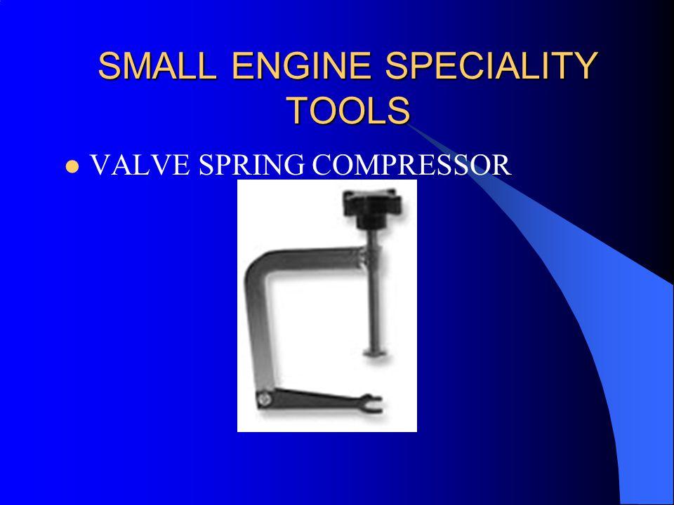 SMALL ENGINE SPECIALITY TOOLS VALVE SPRING COMPRESSOR