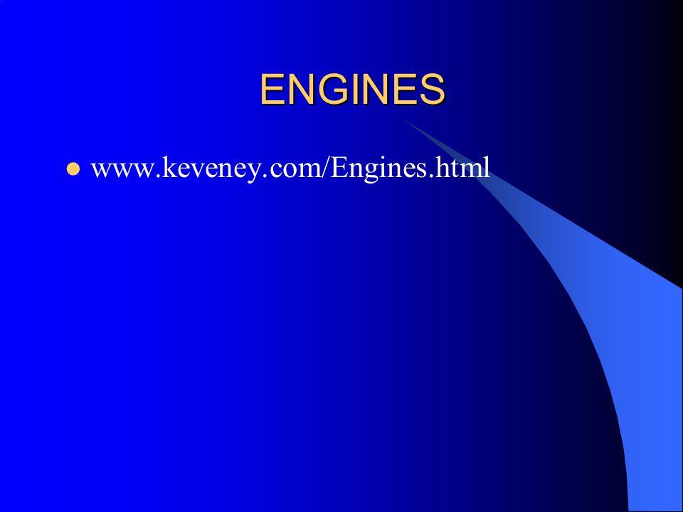 ENGINES www.keveney.com/Engines.html