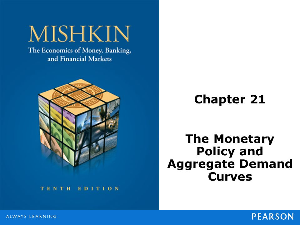 Chapter 21 The Monetary Policy and Aggregate Demand Curves