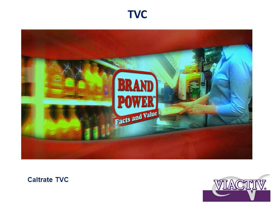 Caltrate TVC TVC